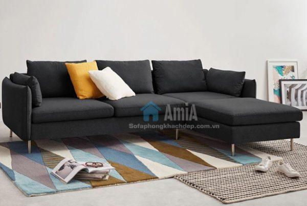 Hình ảnh đại diện ghế sofa nỉ phòng khách đẹp