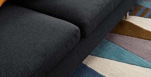 Hình ảnh Chi tiết sofa nỉ phòng khách đẹp cho gia đình