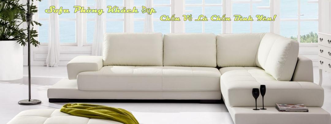 Hinh anh sofa phong khach dep