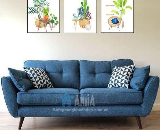 Hình ảnh Sofa văng 2 chỗ kích thước nhỏ đẹp hiện đại