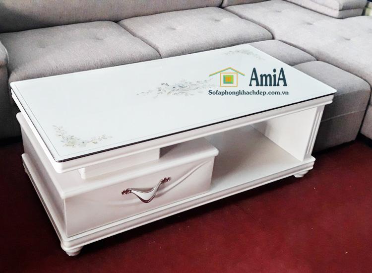Hình ảnh Bàn trà sofa đẹp Hà Nội với hình ảnh thực tế tại Kho AmiA