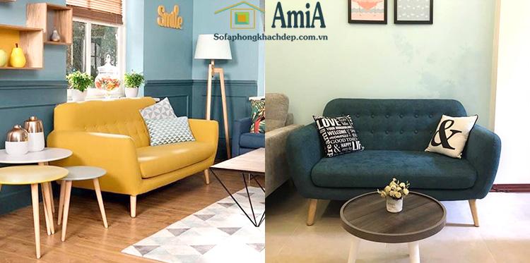 Hình ảnh Các mẫu ghế sofa văng đẹp với nhiều màu sắc khác nhau