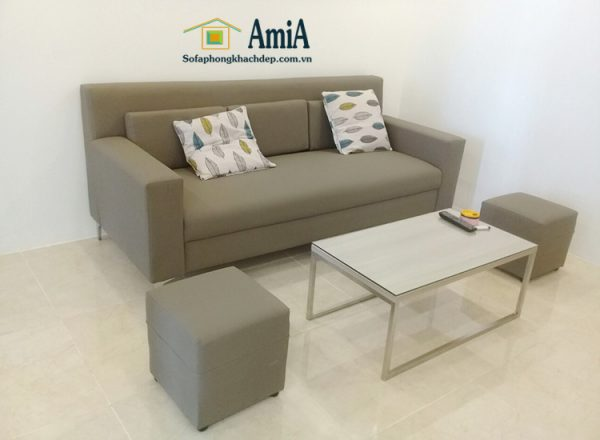 Hình ảnh Ghế sofa văng đẹp hiện đại giá rẻ tại Hà Nội