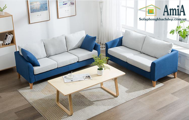 Hình ảnh Ghế sofa văng đẹp cho phòng khách hiện đại