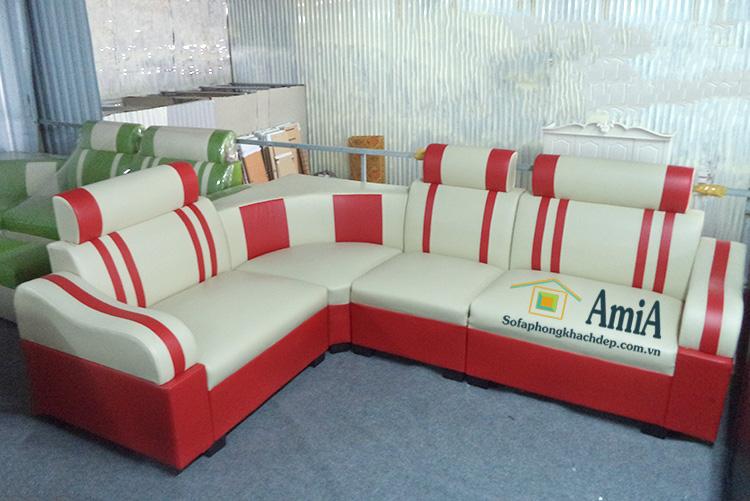 Hình ảnh Mẫu ghế sofa phòng khách giá rẻ cực nhiều cực rẻ luôn có sẵn tại Tổng kho AmiA