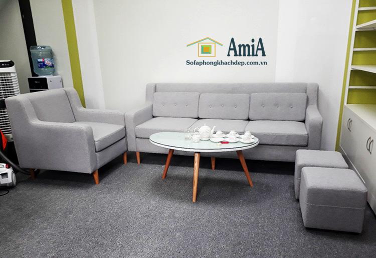 Hình ảnh Mẫu sofa văng đẹp làm theo yêu cầu tại Nội thất AmiA
