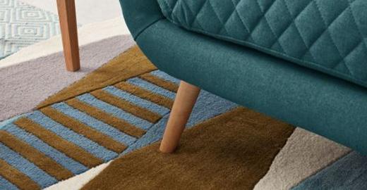Hình ảnh Phần chân ghế sofa văng nhỏ xinh thiết kế thon gọn