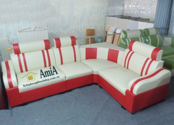 Hình ảnh Ghế sofa giá rẻ cho phòng khách gia đình với hình ảnh thực tế tại AmiA
