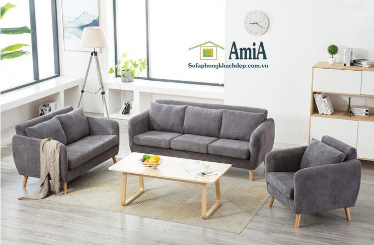 Hình ảnh Sofa văng đẹp cho phòng khách hiện đại gia đình