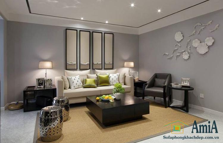 Hình ảnh ghế sofa văng đẹp cho phòng khách đẹp gia đình