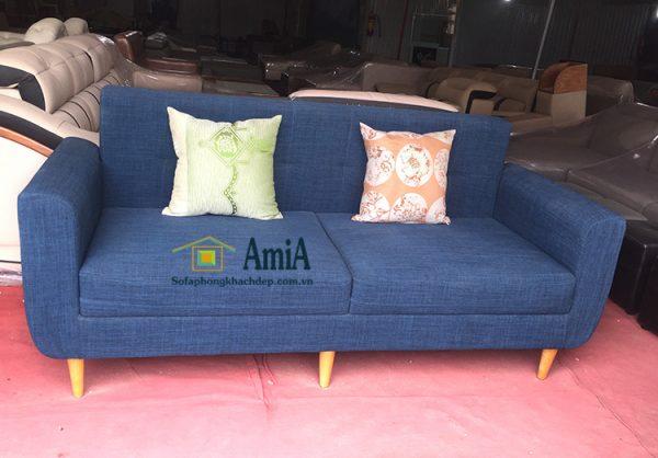 Hình ảnh Ghế sofa văng đẹp giá rẻ Hà Nội nhỏ xinh cho phòng khách vừa và nhỏ