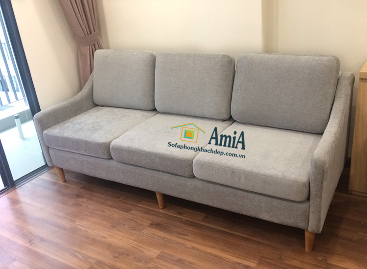 Hình ảnh Sofa văng đẹp giá rẻ Hà Nội cho phòng khách đẹp nhà chung cư