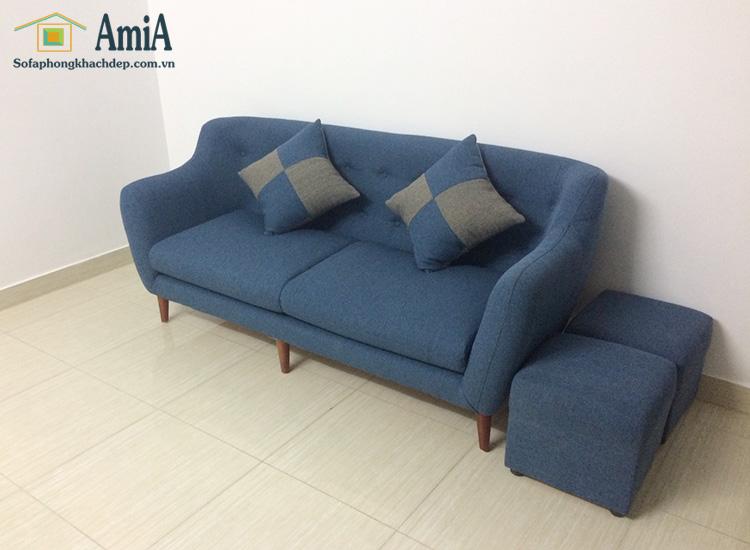Hình ảnh Sofa văng giá rẻ Hà Nội cho phòng khách đẹp hiện đại gia đình