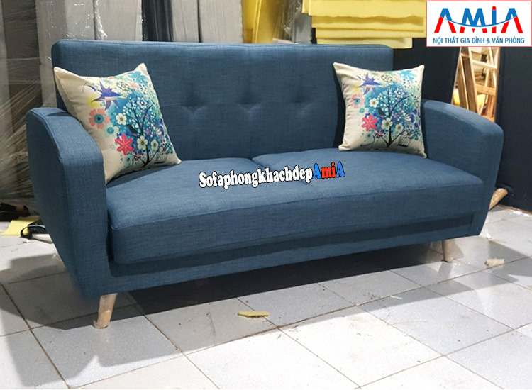 Hình ảnh Đóng ghế sofa văng theo yêu cầu tại xưởng sản xuất sofa AmiA