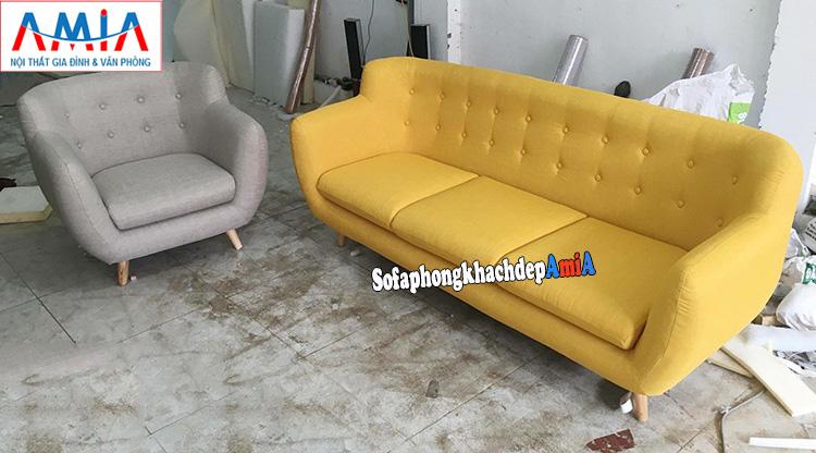 Hình ảnh Đóng sofa theo yêu cầu tại nơi sản xuất sofa AmiA