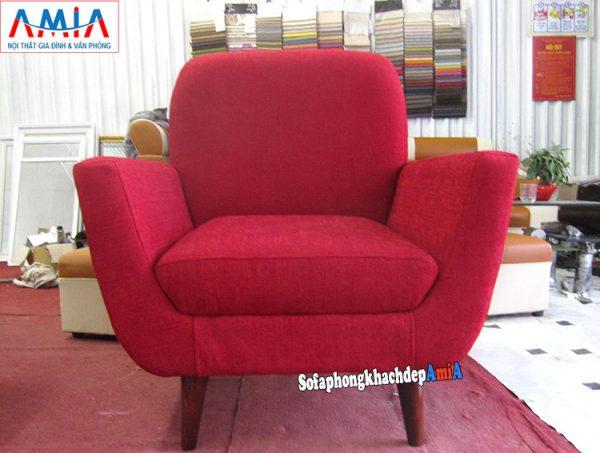 Hình ảnh Ghế sofa đơn nhỏ đẹp hiện đại cho phòng ngủ, phòng làm việc, phòng đọc sách
