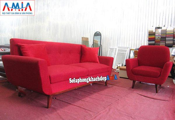 Hình ảnh Ghế sofa đơn phòng ngủ đẹp hiện đại kết hợp ghế sofa văng dài