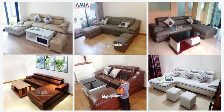 Hình ảnh Các mẫu ghế sofa đóng theo yêu cầu tại Hà Nội bởi Nội thất AmiA