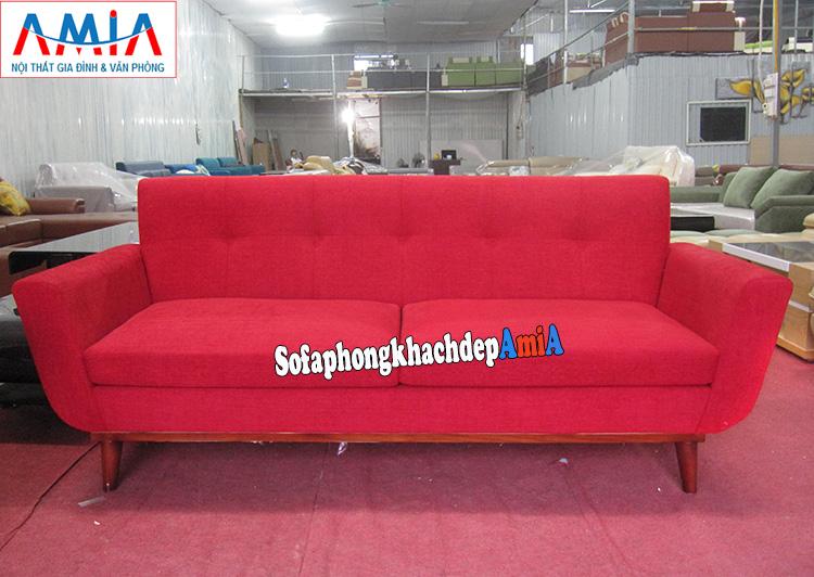 Hình ảnh Mẫu ghế sofa văng đẹp cho phòng khách nhỏ nhà nhỏ, chung cư