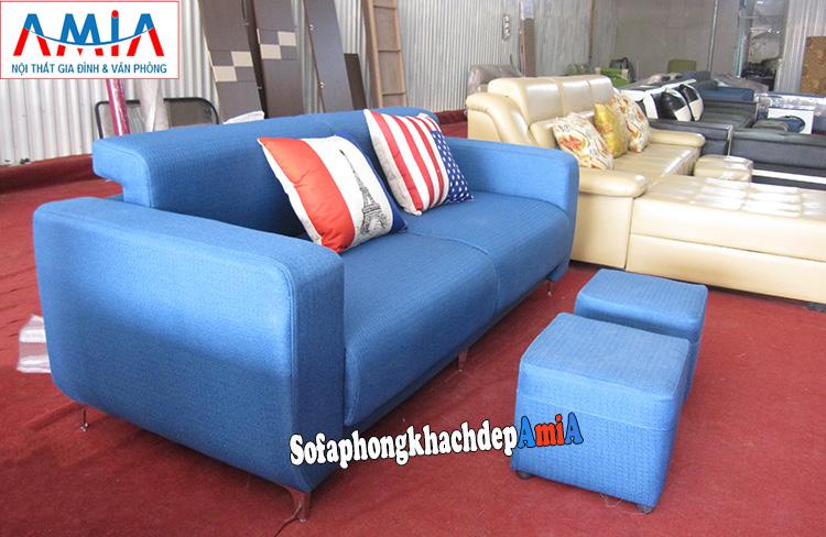 Hình ảnh Mẫu ghế sofa văng đẹp hiện đại giá rẻ tại Nội thất AmiA