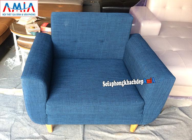 Hình ảnh Làm ghế sofa đơn theo yêu cầu tại Tổng kho Nội thất AmiA