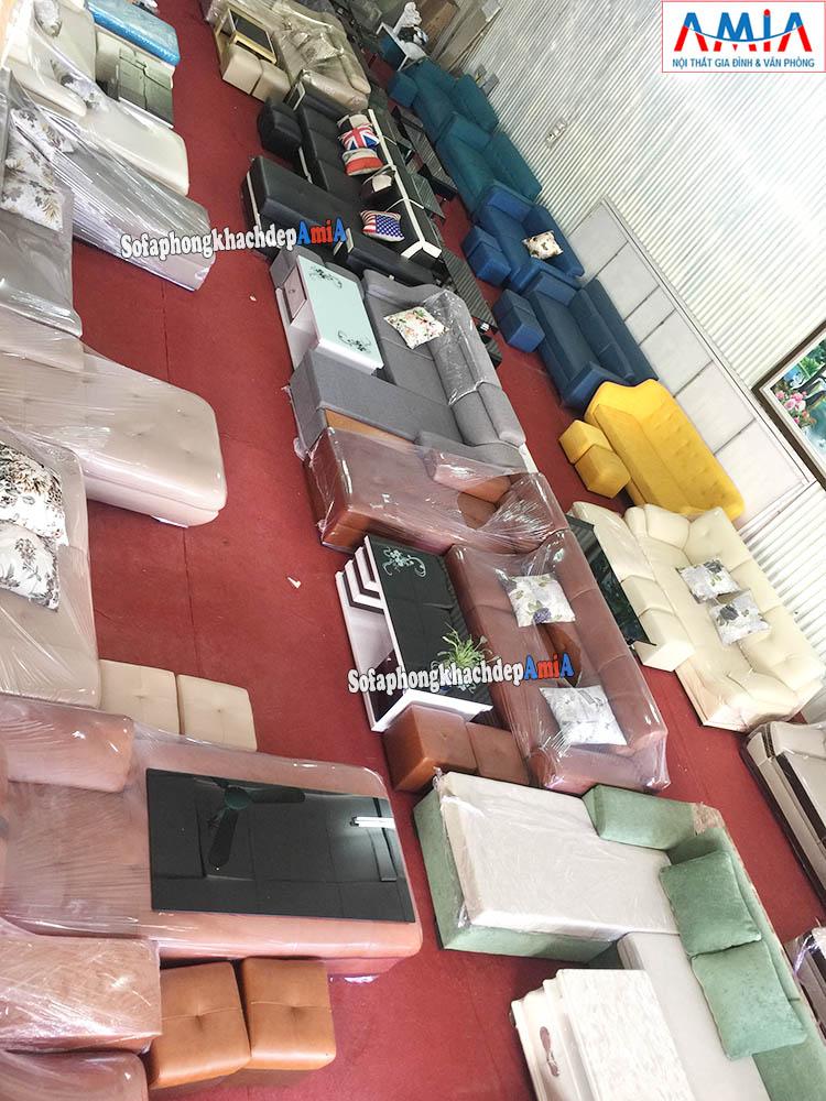 Hình ảnh cua hang ban sofa dep tai ha noi - noi that AmiA