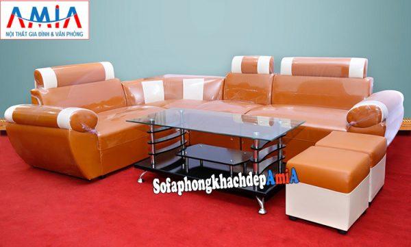 Hình ảnh Sofa góc nhỏ giá rẻ dưới 3 triệu đồng một bộ tại Hà Nội