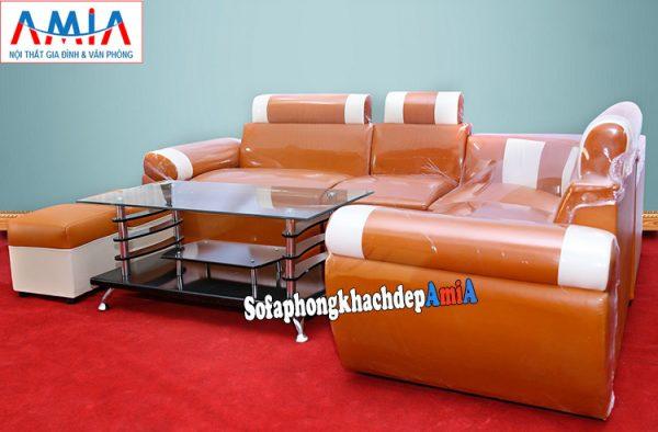 Hình ảnh Sofa góc nhỏ mini giá rẻ Hà Nội chỉ từ 2 triệu đồng một bộ