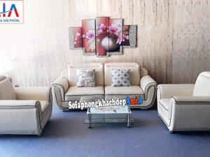 Hình ảnh Mẫu sofa phòng giám đốc đẹp hiện đại, sang trọng và đẳng cấp