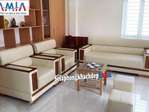 Hình ảnh Sofa phòng làm việc đẹp sang trọng