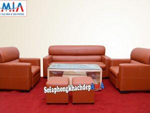 Hình ảnh Bộ bàn ghế sofa phòng làm việc giá rẻ chỉ có tại Nội thất AmiA