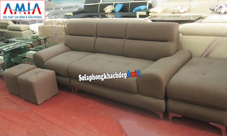 Hình ảnh địa chỉ Mua ghế sofa văng đẹp hiện đại giá rẻ tại Tổng kho Nội thất AmiA