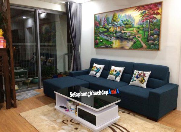 Hình ảnh Sofa cho nhà chung cư nhỏ đẹp hiện đại và tiện lợi với mẫu ghế sofa đẹp