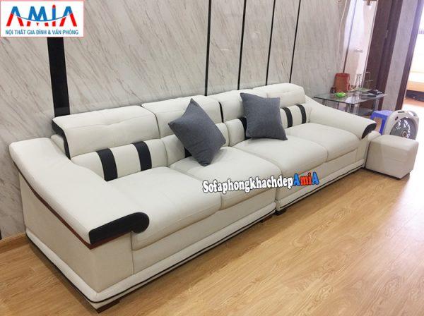 Hình ảnh Đặt ghế sofa theo phong thủy cho phòng khách đẹp gia đình hút tài lộc
