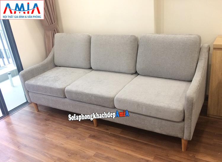 Hình ảnh Kích thước ghế sofa văng tiêu chuẩn cho phòng khách nhà chung cư