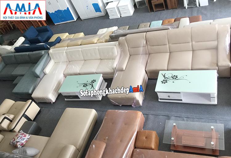 Hình ảnh Địa chỉ cửa hàng mua sofa phòng khách đẹp tại Hà Nội khu vực Thanh Xuân - Mỹ Đình