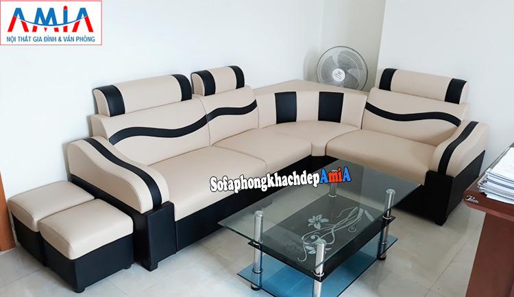 Hình ảnh Sofa giá rẻ dưới 3 triệu tại Hà Nội cho phòng khách đẹp gia đình