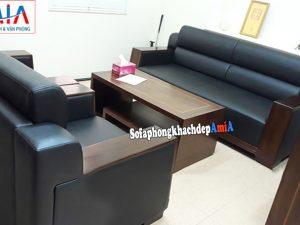 Hình ảnh Sofa phòng làm việc giám đốc hiện đại và sang trọng