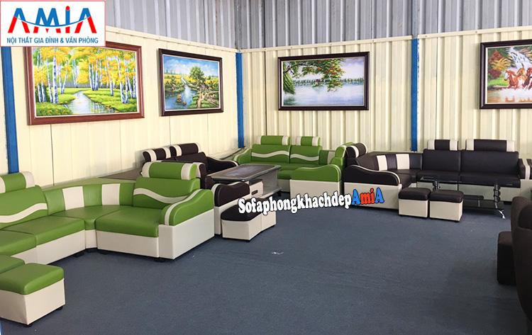 Hình ảnh các mẫu sofa giá rẻ dưới 3 triệu đồng một bộ tại Hà Đông