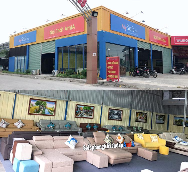 Hình ảnh Cửa hàng bán sofa ở Hà Đông cực nhiều mẫu có sẵn
