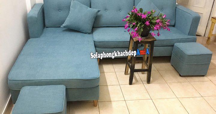 Hình ảnh ghế sofa theo phong thủy mệnh Thủy