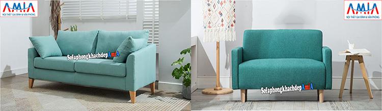 Hình ảnh Ghế sofa phòng khách cho người mệnh Thủy phù hợp thiết kế dạng ghế sofa văng