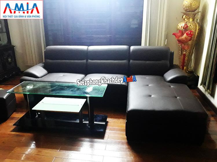 Hình ảnh Ghế sofa theo phòng thủy người mệnh Thủy hút vân may, tài lộc