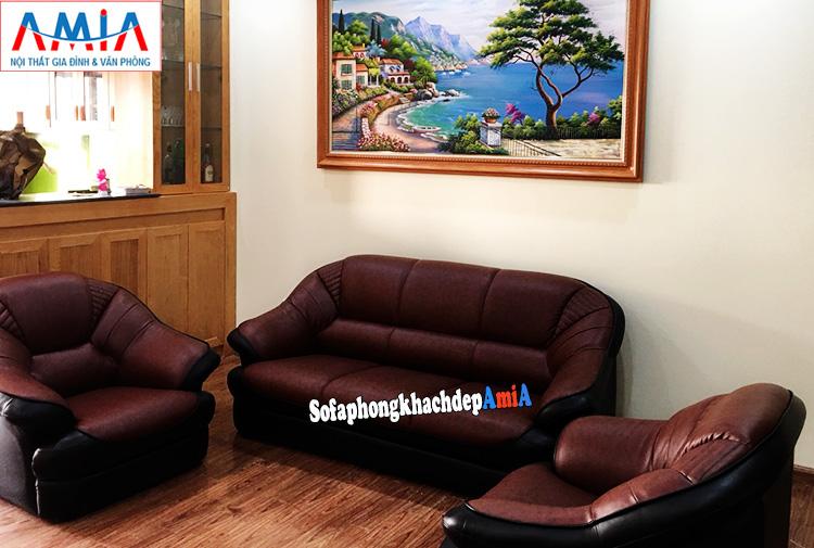 Hình ảnh Bộ ghế sofa bán sofa tại kho Hà Đông thiết kế hiện đại cho phòng khách rộng