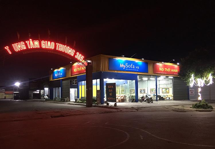 Hình ảnh Địa chỉ mua sofa nhỏ gọn giá rẻ cực nhiều mẫu mã kiểu dáng đẹp tại Hà Nội