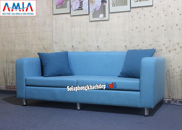 Hình ảnh Ghế sofa nhỏ gọn giá rẻ cho phòng khách nhỏ thiết kế đơn giản mà đẹp
