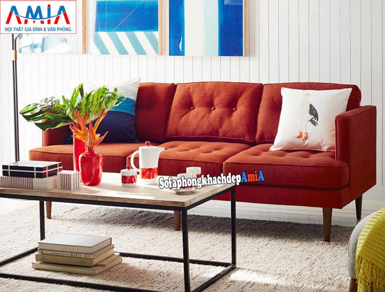 Hình ảnh sofa nhỏ mini giá rẻ tại Hà Nội cho phòng khách nhỏ hẹp