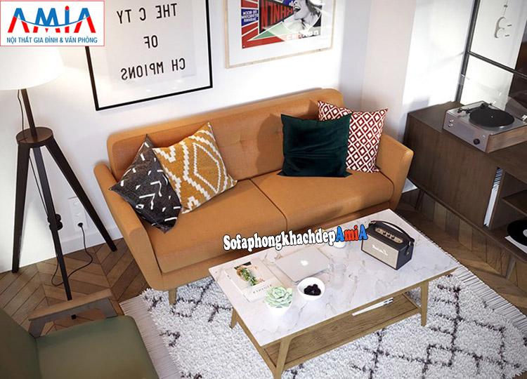Hình ảnh Sofa nhỏ mini kê không gian nhỏ xinh xắn
