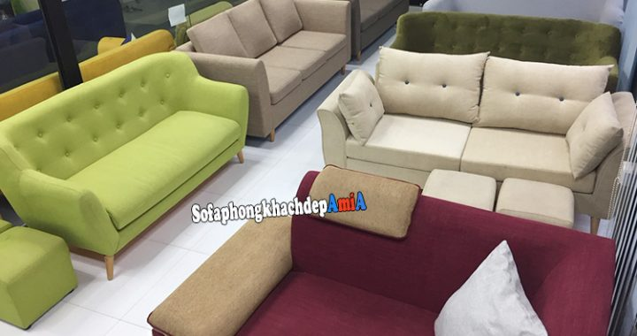 Hình ảnh địa chỉ mua sofa gần chung cư The Vesta Phú Lãm cho phòng khách nhỏ
