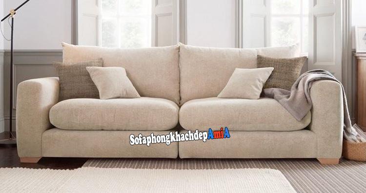 Hình ảnh Sofa cho phòng khách nhỏ hẹp giá rẻ bán tại AmiA Hà Nội